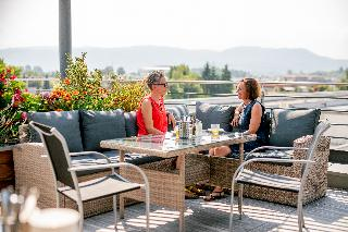 AllYouNeed Hotel Klagenfurt - Terrasse