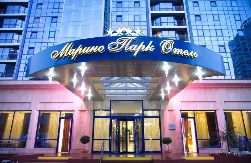 Marins Park Hotel, Morskoi Pereulok (lane),2