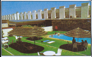 Canyon Hotel - Generell