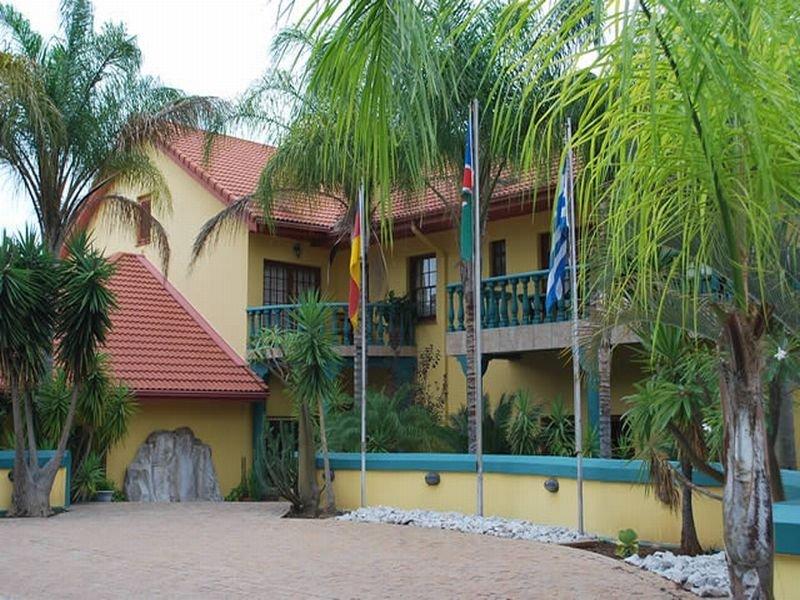 Makalani Hotel - Generell