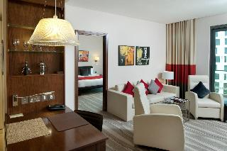 Staybridge Suites Abu Dhabi Yas Island - Zimmer