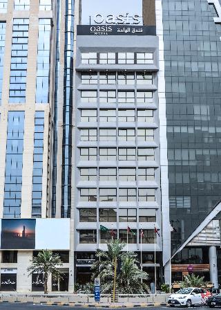 Oasis Hotel Kuwait, Ahmad Al Jaber Street,13129