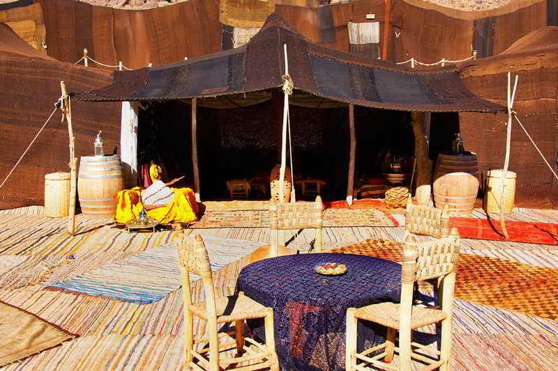 Ecolodge Ouednoujoum, Oasis De Fint Tigarte Village,
