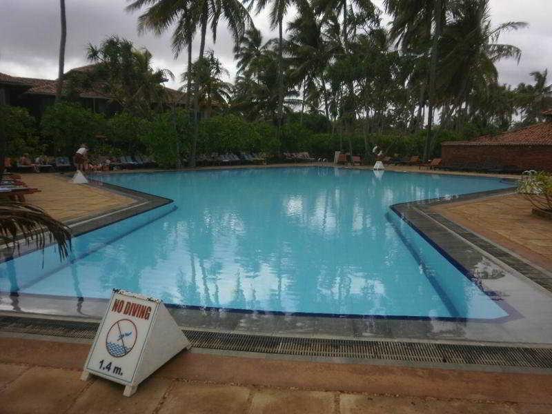 Ranweli Holiday Village Waikkale Negombo - Pool