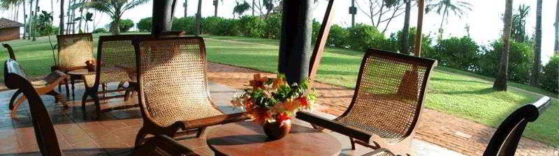 Ranweli Holiday Village Waikkale Negombo - Terrasse