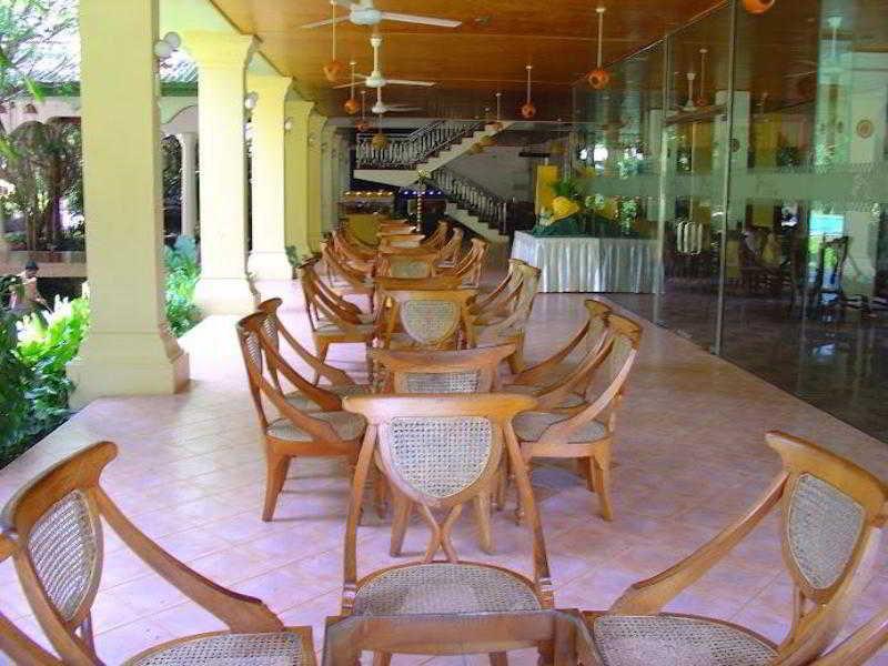 Sudu Araliya Polonnaruwa - Terrasse