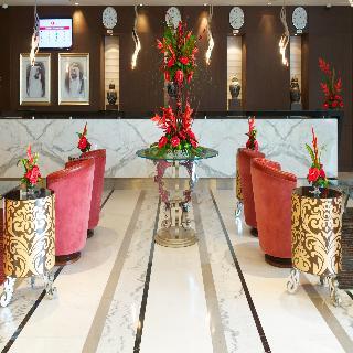 Ramada Chelsea Hotel Al Barsha - Diele