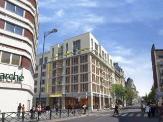 Appart'City Clichy Mairie