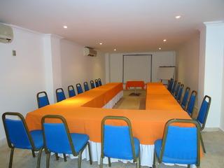 Charlotte Cartagena - Konferenz