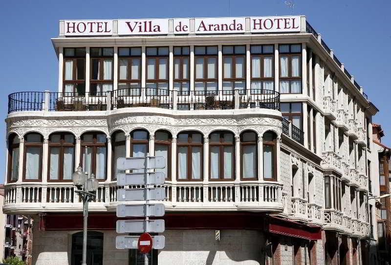 Villa De Aranda