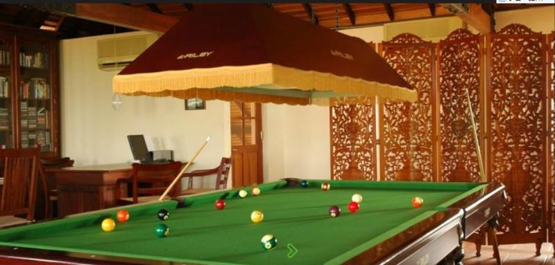 Saman Villas - Sport