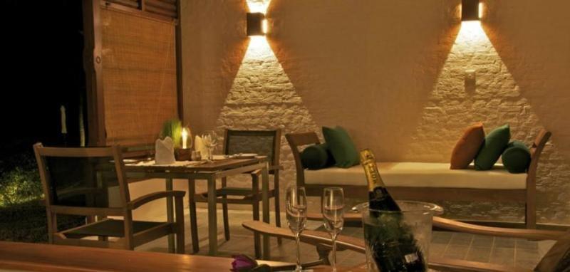 Saman Villas - Restaurant