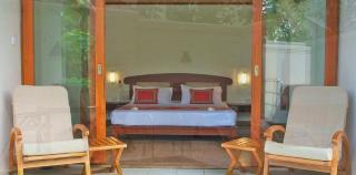 Saman Villas - Zimmer