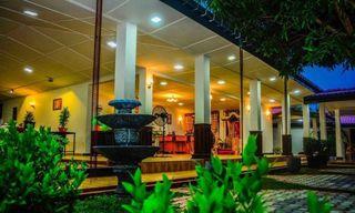 Heritage Hotel Anuradhapura - Terrasse