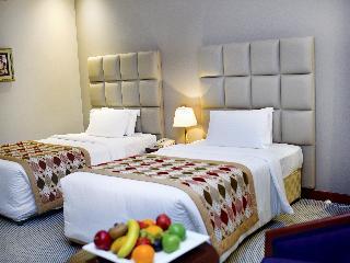 Panorama Hotel Bahrain - Zimmer