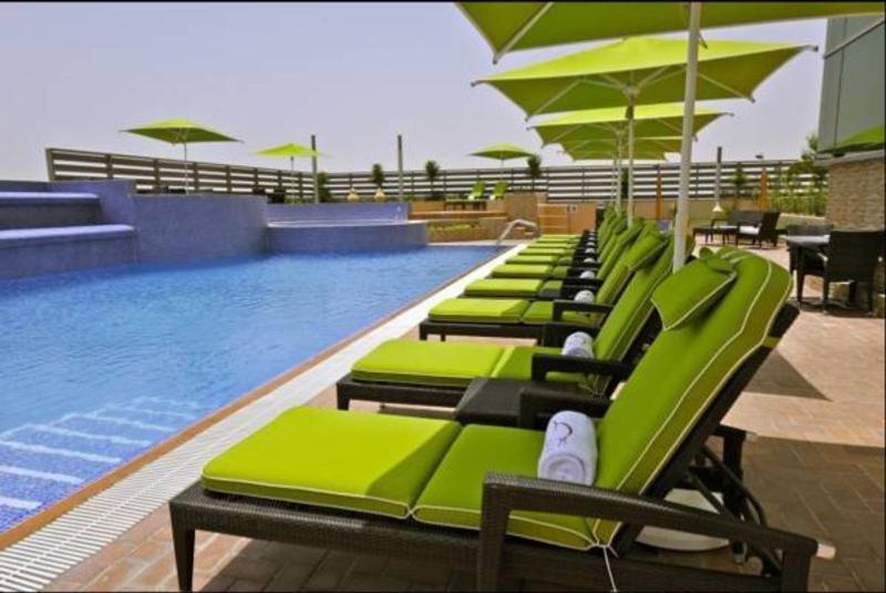 Fraser Suites Seef Bahrain - Pool