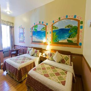 Adventure Inn - Zimmer