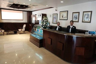 Baity Hotel Apartments - Diele