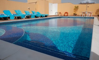 Baity Hotel Apartments - Pool