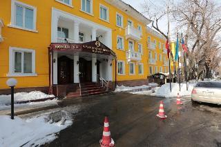 Ambassador, Zheltoksan Street,121