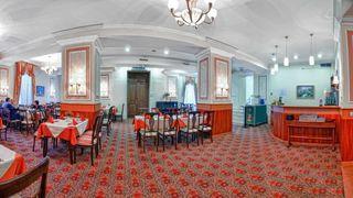 Grand Park Esil - Restaurant