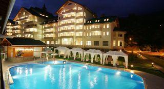 Grand Hotel Polyana, Krasnaya Polyana, Achipsinskaya…