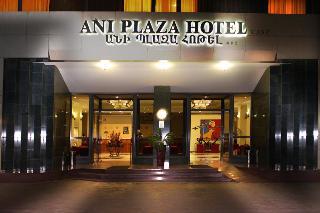 Ani Plaza Hotel, Sayat Nova Av.,19
