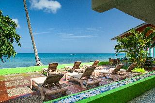 Sol Caribe Providencia - Terrasse