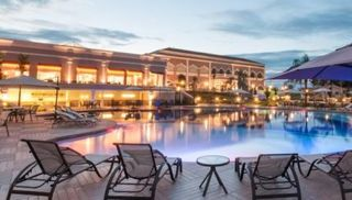 Iguazu National Park Hotels:Wish Resort Golf Convention