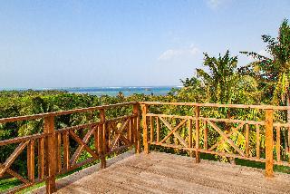 Sol Caribe Campo - Terrasse