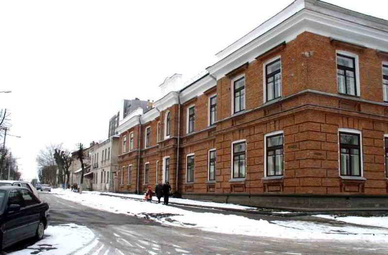Intourist, 15, Masherova Avenue,