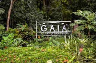 Gaia Hotel And Reserve - Diele
