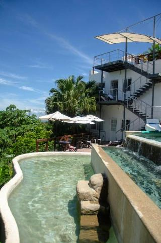 Gaia Hotel And Reserve - Pool