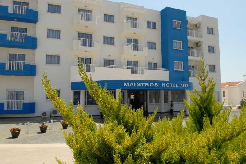Maistros Hotel Apartments, Cavo Greco Avenue, Paralimni,