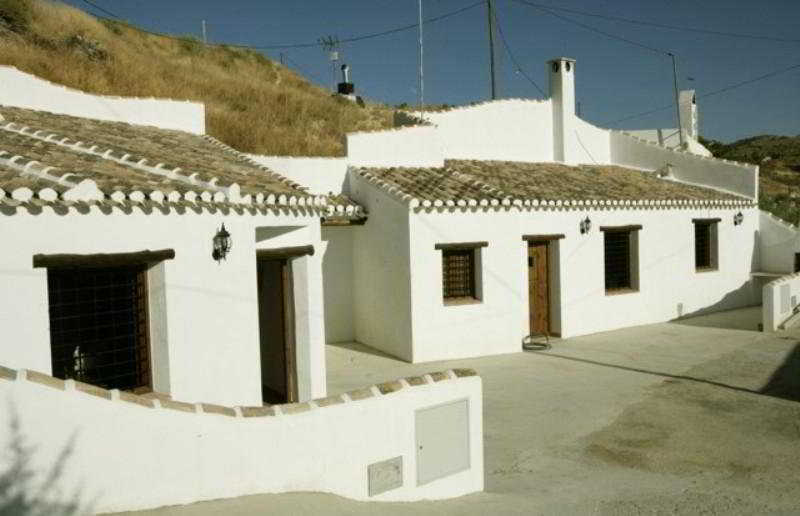 Casas Cuevas El Mirador De Galera