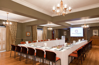 Winchester Mansions - Konferenz