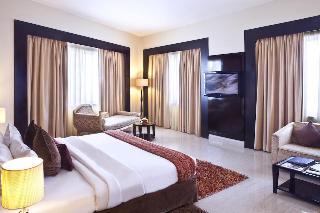 Landmark Riqqa Dubai - Zimmer