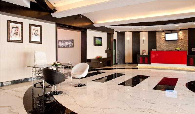 Al Nawras Hotel Apartments - Diele
