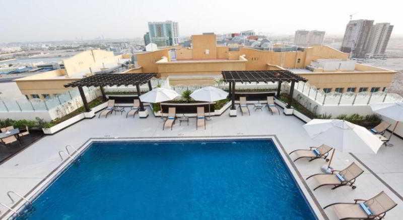 Al Nawras Hotel Apartments - Pool