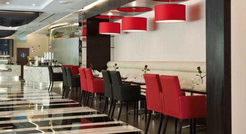 Al Nawras Hotel Apartments - Restaurant