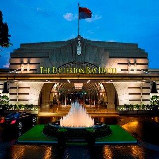 The Fullerton Bay Hotel Singapore - Generell