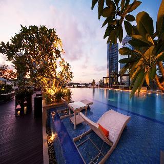 The Fullerton Bay Hotel Singapore - Pool