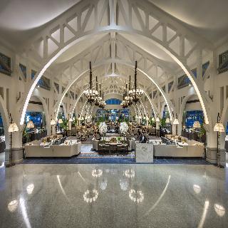 The Fullerton Bay Hotel Singapore - Restaurant
