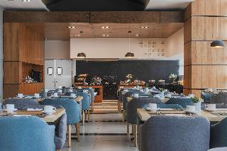 NH Mexico City Valle Dorado - Restaurant