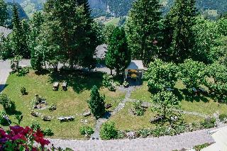 Wengener Hof - Terrasse
