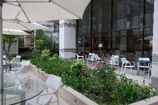 Holiday Inn Express…, Av. San Adres 38,