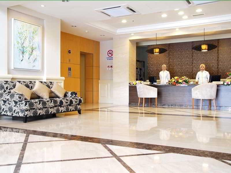 Seri Costa Hotel - Diele