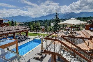 Katarino Hotel & Spa - Terrasse