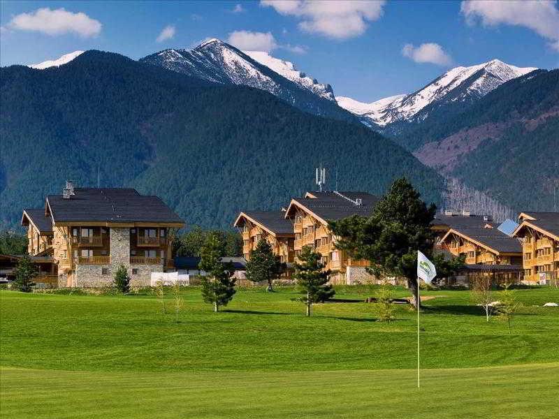 Pirin Golf Holiday apartments - Generell