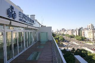 Eurobuilding Hotel Boutique Buenos Aires - Terrasse